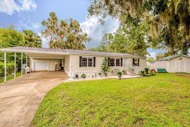 420 Cove Dr, Satsuma, FL 32189 (MLS #1013774) :: The Hanley Home Team