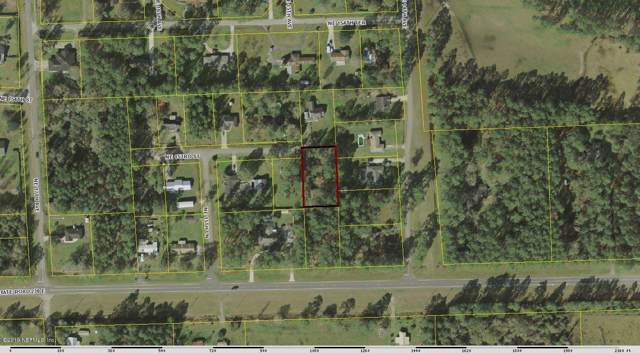 000 NE 153RD St, Starke, FL 32091 (MLS #1013837) :: Berkshire Hathaway HomeServices Chaplin Williams Realty
