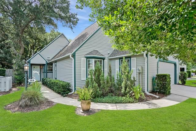 388 Village Dr, St Augustine, FL 32084 (MLS #1013933) :: 97Park