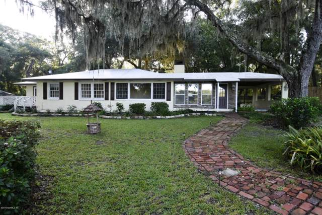 1919 State Road 20, Hawthorne, FL 32640 (MLS #1013985) :: CrossView Realty