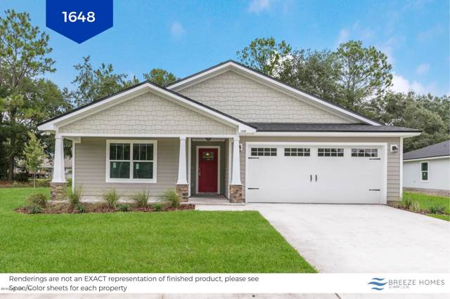 1177 Starratt Rd, Jacksonville, FL 32218 (MLS #1013989) :: The Hanley Home Team
