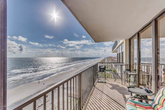 1301 1ST St #1207, Jacksonville Beach, FL 32250 (MLS #1014013) :: Berkshire Hathaway HomeServices Chaplin Williams Realty