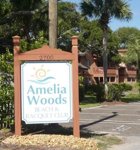 2700 Mizell Ave 202B, Fernandina Beach, FL 32034 (MLS #1014068) :: The Hanley Home Team