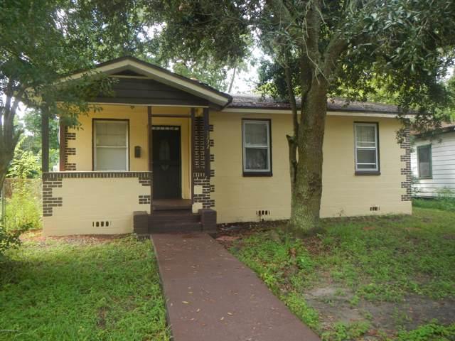 1272 27TH St W, Jacksonville, FL 32209 (MLS #1014188) :: The Hanley Home Team