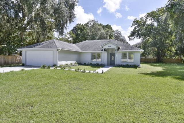 13855 NE 140TH St, Waldo, FL 32694 (MLS #1014249) :: Noah Bailey Group