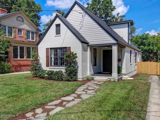 2771 Southwood Ln, Jacksonville, FL 32207 (MLS #1014287) :: Memory Hopkins Real Estate
