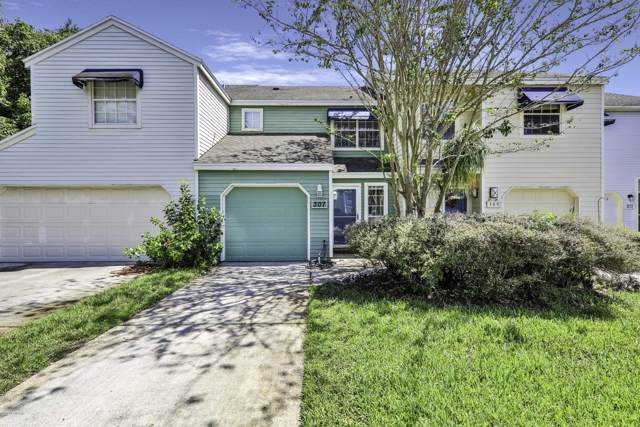 307 Sunrise Cir, Neptune Beach, FL 32266 (MLS #1014305) :: The Hanley Home Team