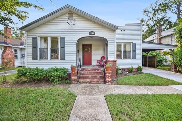 1640 Naldo Ave, Jacksonville, FL 32207 (MLS #1014330) :: Memory Hopkins Real Estate