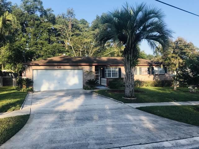 420 Neptune Rd, Orange Park, FL 32073 (MLS #1014346) :: The Hanley Home Team