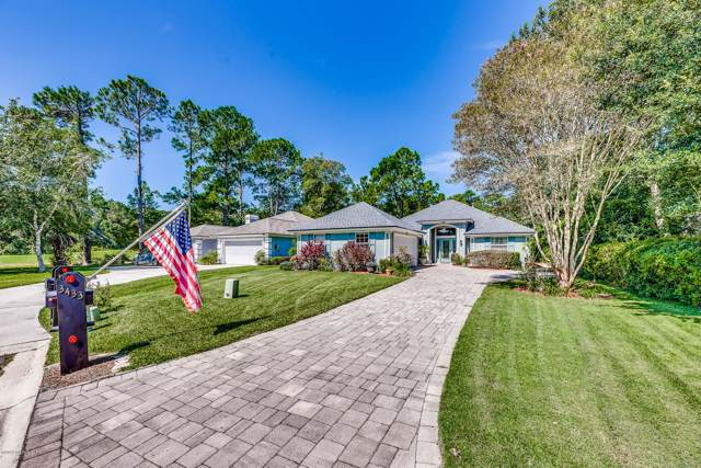 3433 Castle Pine Ct, GREEN COVE SPRINGS, FL 32043 (MLS #1014387) :: The Hanley Home Team