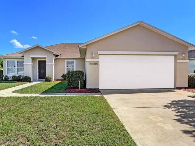 76280 Long Pond Loop, Yulee, FL 32097 (MLS #1014418) :: The Hanley Home Team