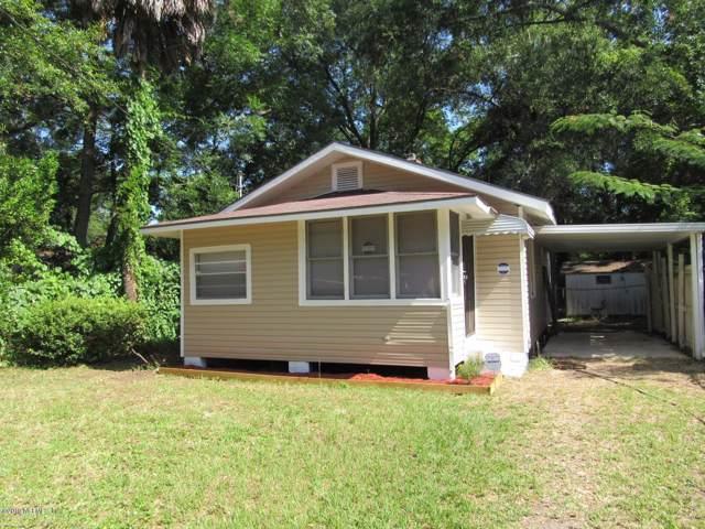 2617 W 30TH St, Jacksonville, FL 32209 (MLS #1014460) :: Noah Bailey Group