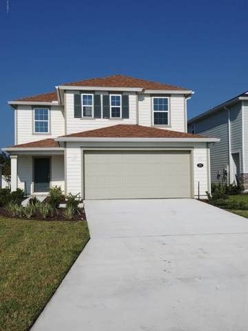 321 Bluejack Ln, St Augustine, FL 32095 (MLS #1014505) :: The Hanley Home Team