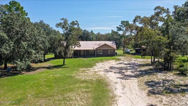 6867 Deer Springs Rd, Keystone Heights, FL 32656 (MLS #1014510) :: The Hanley Home Team