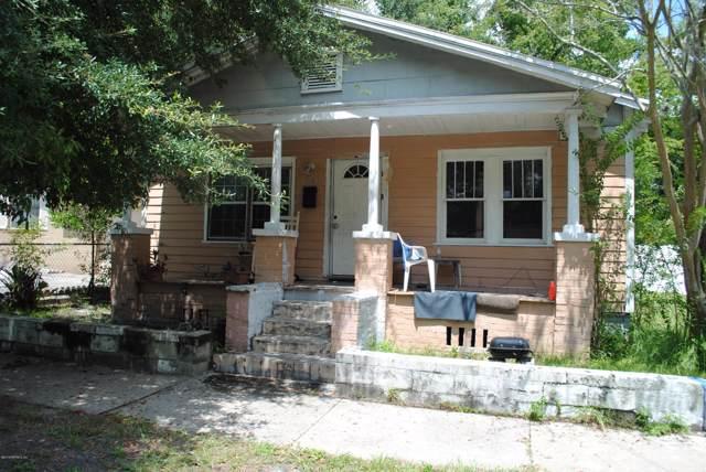 1265 W 31ST St, Jacksonville, FL 32209 (MLS #1014528) :: The Hanley Home Team