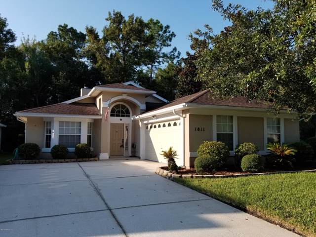 1811 Moss Creek Dr, Fleming Island, FL 32003 (MLS #1014571) :: The Hanley Home Team