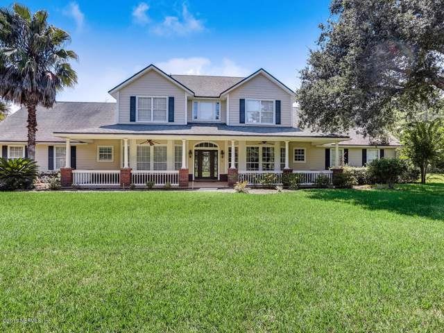 96091 Estate Dr, Yulee, FL 32097 (MLS #1014597) :: The Perfect Place Team