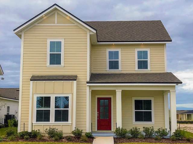 38 Tabby Lake Ave, St Augustine, FL 32092 (MLS #1014677) :: EXIT Real Estate Gallery