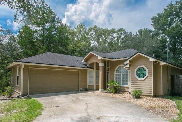 872 Haynes Rd, GREEN COVE SPRINGS, FL 32043 (MLS #1014740) :: EXIT Real Estate Gallery