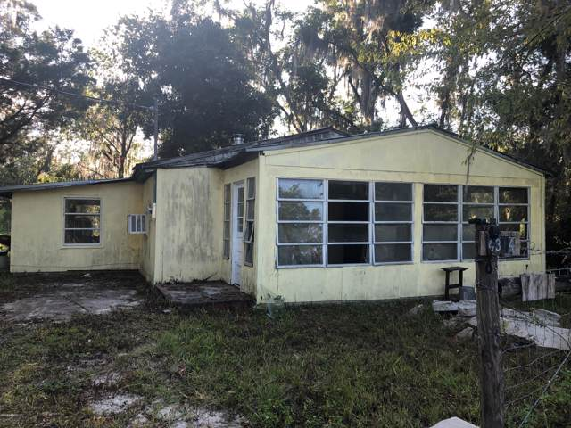 4314 NE Cr 1469, Hawthorne, FL 32640 (MLS #1014876) :: Berkshire Hathaway HomeServices Chaplin Williams Realty