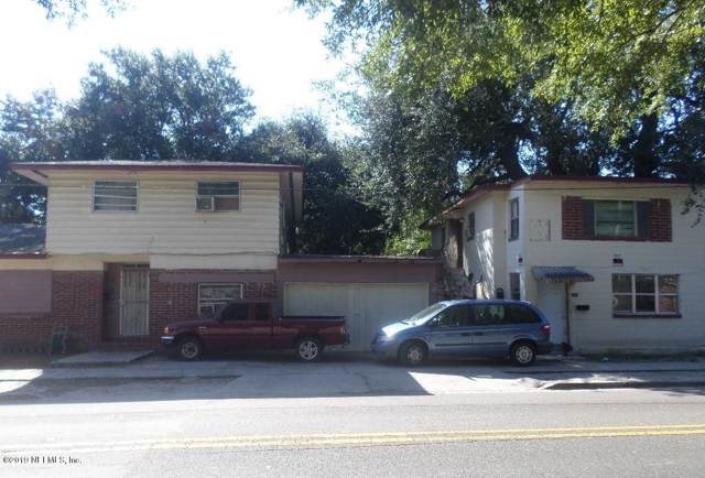 2306 Fairfax St, Jacksonville, FL 32209 (MLS #1014891) :: Berkshire Hathaway HomeServices Chaplin Williams Realty
