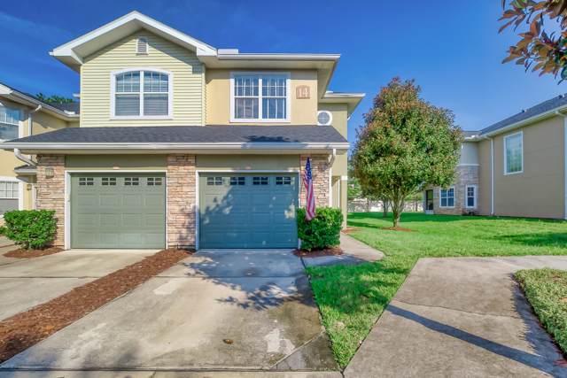 3750 Silver Bluff Blvd #1408, Orange Park, FL 32065 (MLS #1014954) :: The Hanley Home Team