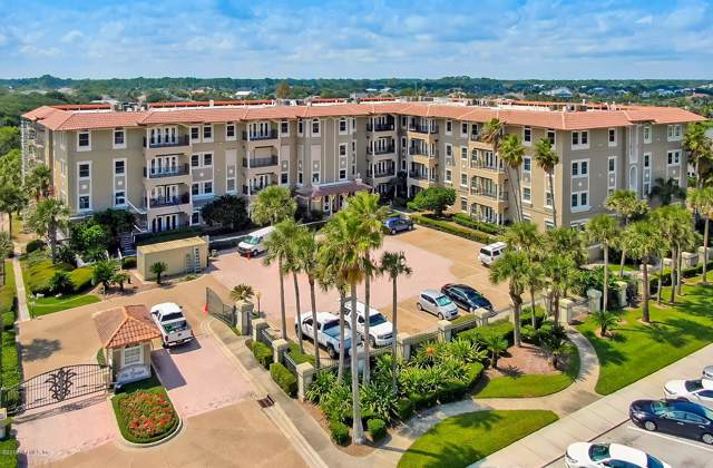 600 Ponte Vedra Blvd #201, Ponte Vedra Beach, FL 32082 (MLS #1015105) :: The Volen Group | Keller Williams Realty, Atlantic Partners