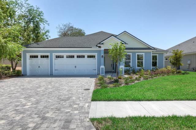 206 Pescado Dr, St Augustine, FL 32095 (MLS #1015146) :: Ancient City Real Estate