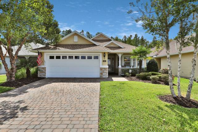 668 Copperhead Cir, St Augustine, FL 32092 (MLS #1015215) :: Military Realty