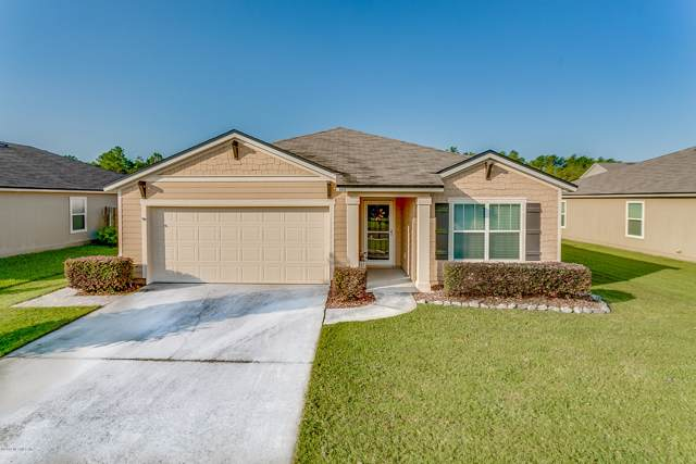 3840 Falcon Crest Dr, GREEN COVE SPRINGS, FL 32043 (MLS #1015234) :: The Hanley Home Team