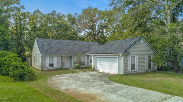 2450 Hampton Falls Dr W, Jacksonville, FL 32224 (MLS #1015284) :: The Hanley Home Team