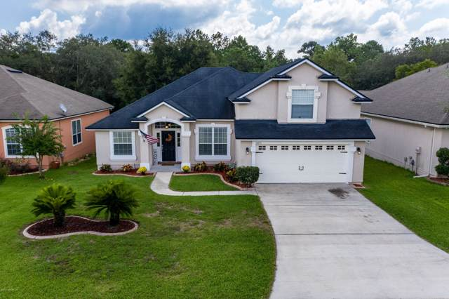 2471 Creekfront Dr, GREEN COVE SPRINGS, FL 32043 (MLS #1015287) :: Berkshire Hathaway HomeServices Chaplin Williams Realty