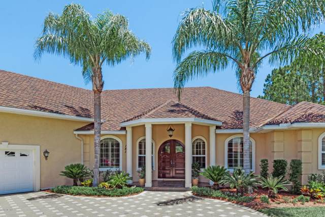 181 Herons Nest Ln, St Augustine, FL 32080 (MLS #1015327) :: Noah Bailey Group