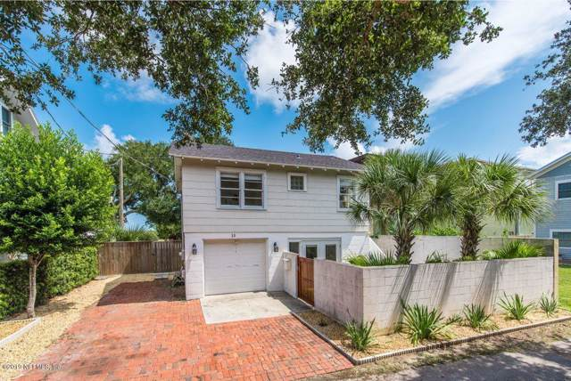 15 Holly Ln, St Augustine, FL 32080 (MLS #1015391) :: Berkshire Hathaway HomeServices Chaplin Williams Realty