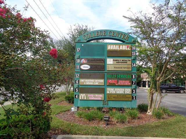 151 College Dr #5, Orange Park, FL 32065 (MLS #1015404) :: CrossView Realty