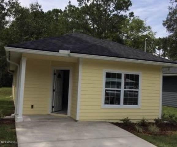 695 S Orange St, St Augustine, FL 32084 (MLS #1015416) :: The Hanley Home Team