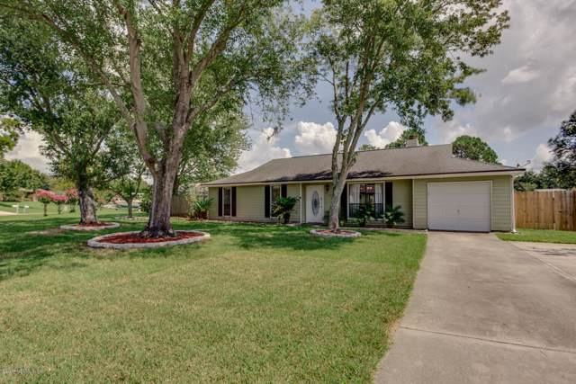 1459 Pawnee St, Orange Park, FL 32065 (MLS #1015486) :: The Hanley Home Team