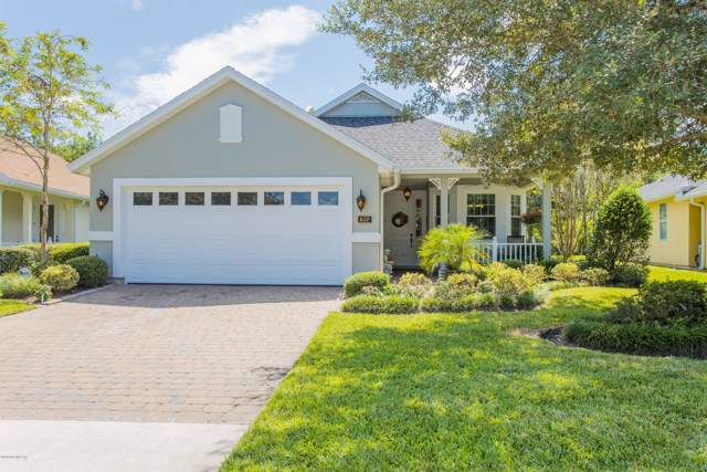 620 Copperhead Cir, St Augustine, FL 32092 (MLS #1015494) :: The Hanley Home Team