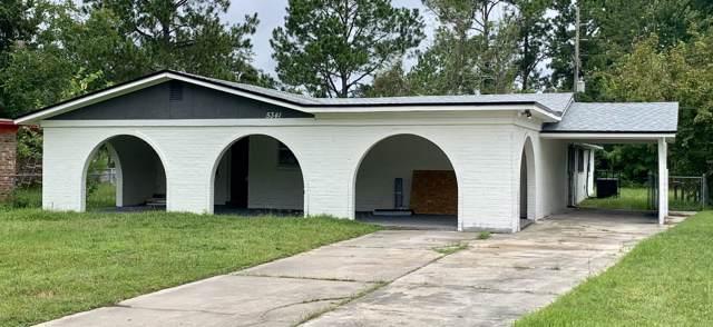 5341 Tubman Dr N, Jacksonville, FL 32219 (MLS #1015502) :: The Hanley Home Team