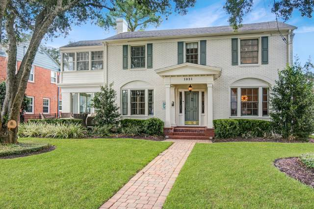 1031 River Oaks Rd, Jacksonville, FL 32207 (MLS #1015518) :: The Every Corner Team | RE/MAX Watermarke