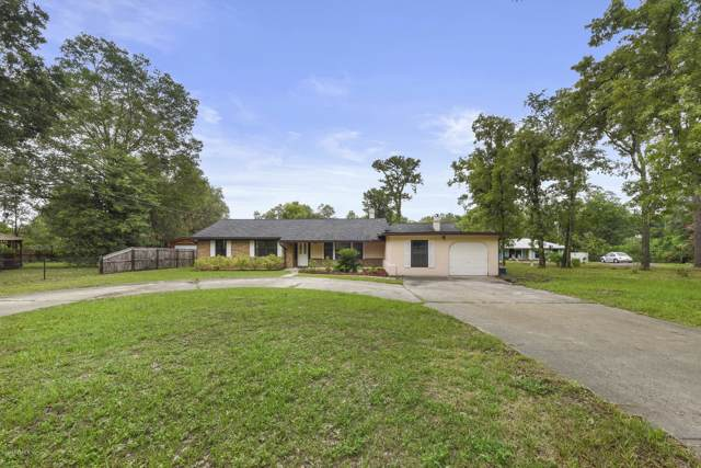 498 Branscomb Rd, GREEN COVE SPRINGS, FL 32043 (MLS #1015522) :: EXIT Real Estate Gallery