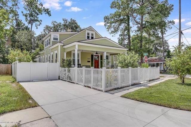 1544 Landon Ave, Jacksonville, FL 32207 (MLS #1015523) :: The Hanley Home Team