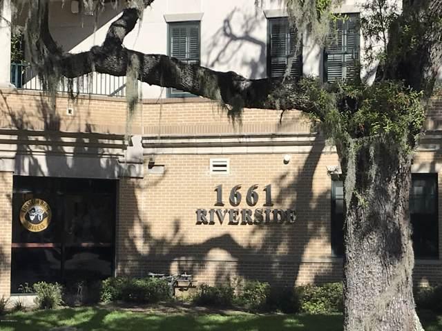1661 Riverside Ave #316, Jacksonville, FL 32204 (MLS #1015567) :: EXIT Real Estate Gallery