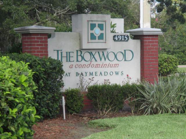 4915 Baymeadows Rd 3E, Jacksonville, FL 32217 (MLS #1015569) :: EXIT Real Estate Gallery