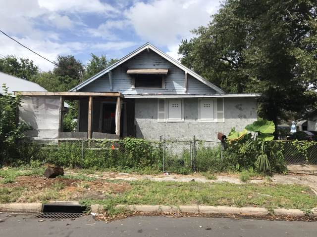 1143 E 15TH St, Jacksonville, FL 32206 (MLS #1015687) :: CrossView Realty