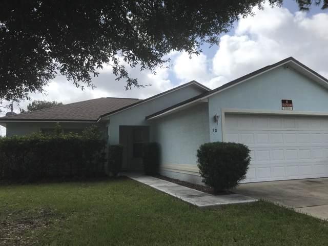 58 Fordham Ln, Palm Coast, FL 32137 (MLS #1015690) :: eXp Realty LLC | Kathleen Floryan
