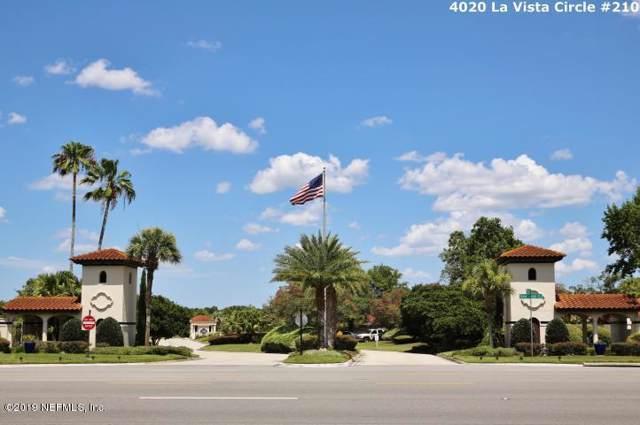 4020 Lavista Cir #210, Jacksonville, FL 32217 (MLS #1015694) :: Memory Hopkins Real Estate