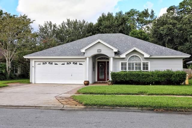 834 Long Lake Dr, Jacksonville, FL 32225 (MLS #1015761) :: Berkshire Hathaway HomeServices Chaplin Williams Realty