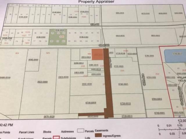 1001 Shell St, Welaka, FL 32193 (MLS #1015803) :: Berkshire Hathaway HomeServices Chaplin Williams Realty