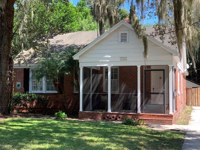 1361 San Mateo Ave, Jacksonville, FL 32207 (MLS #1015947) :: Young & Volen | Ponte Vedra Club Realty